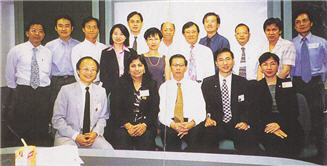 KSTMC Charter Meeting in June 2000